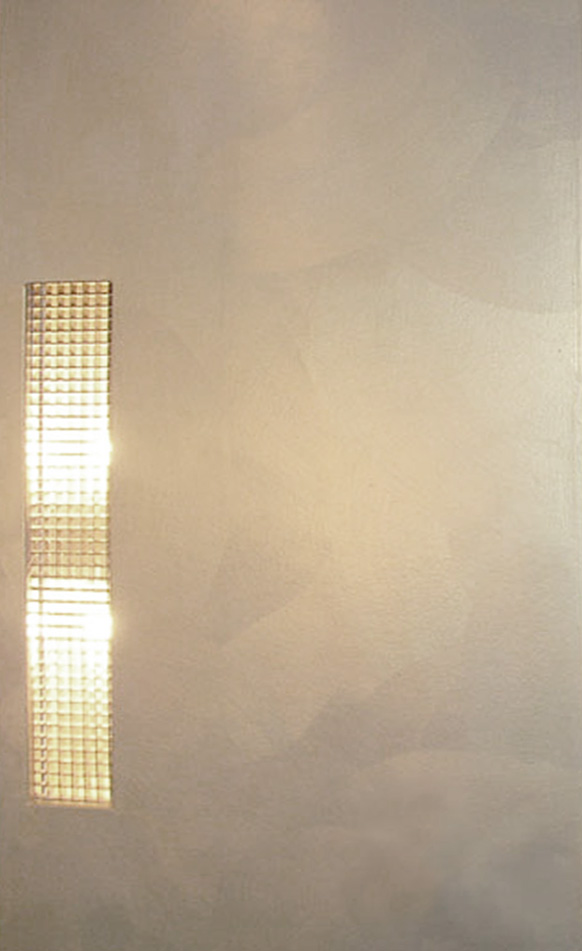 Metallic wall design