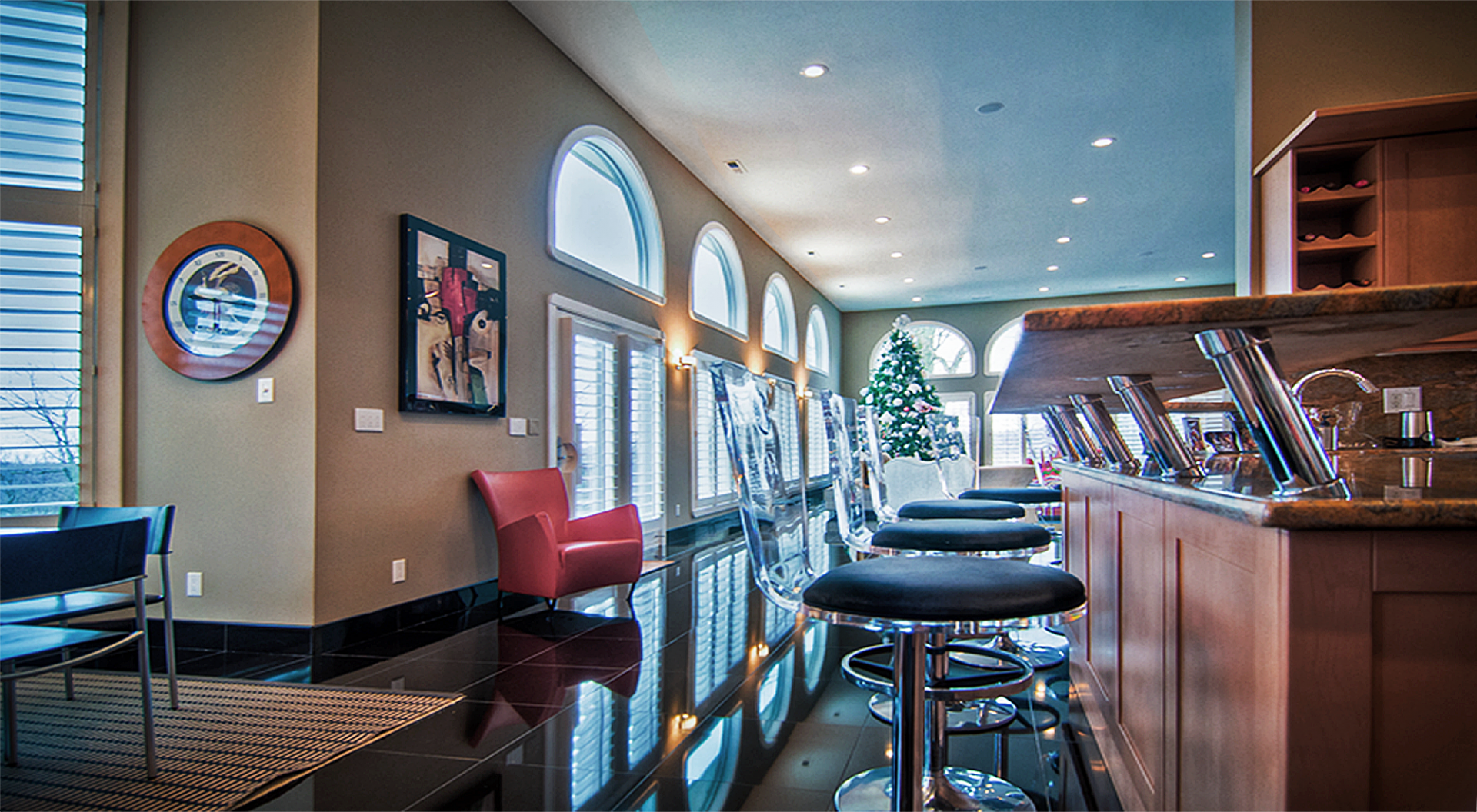 We will find your room's perfect color.